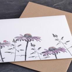 Karte-Echinacea