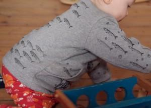 Sweatshirt-rechter-Arm