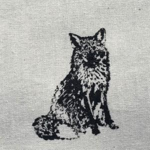 Fuchs-zu-viel-Farbe