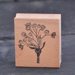 Stempel-Ahornbluete