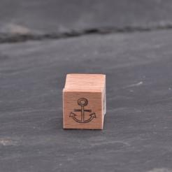 Stempel-Anker-Kontur-Mini
