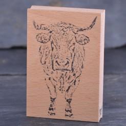 Stempel-Kuh