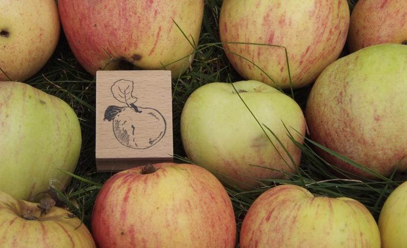 Apfelfest pur natur