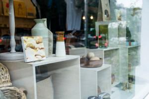 Schaufenster Siebenmachen Ladenatelier