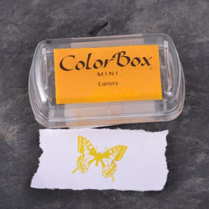 Stempelkissen-canary